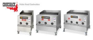 Cookshack Commercial Charbroilers