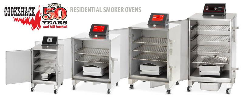 Cookshack Residential Electric Smoker Line